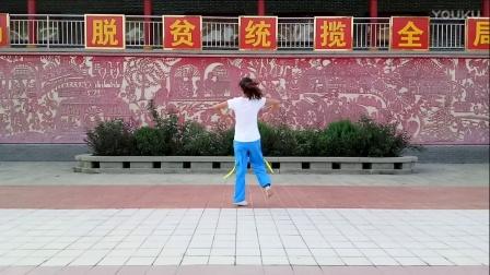 强晶广场鬼步舞《爱火》经典20步