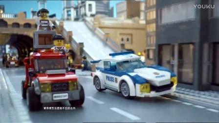 樂高城市 警察流動指揮中心 廣告 [HD]