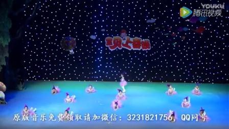 幼儿小班舞蹈  《梦想的列车  六一舞蹈》_标清