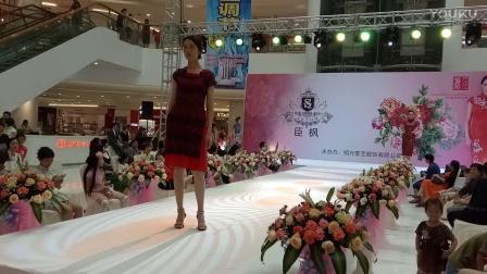 法国时尚台时装秀 遇见中国—中华旗袍秀 时尚智造