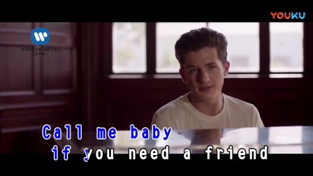 Charlie Puth-One Call Away[瑞影KTV]