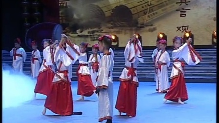 2017民办六一-阳光绿苑国学幼儿园-《孔子说》