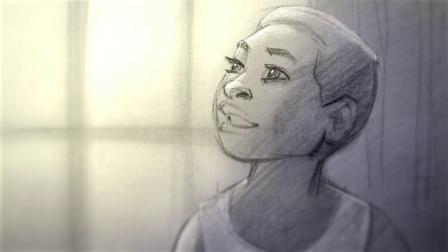 「亲爱的篮球 Dear Basketball」_第90届奥斯卡提名动画短片