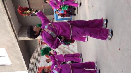 萧县毛营子教会 新年舞蹈 —婆婆也是妈—