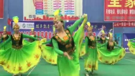 维族舞蹈女子团体舞(清风香露制作)