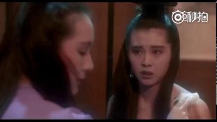 《倩女幽魂》王祖贤褪去一袭红衣, 救下水中的张国荣这段戏虽只五分钟, 却有170个镜头。