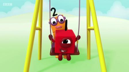 儿童启蒙英语-认识数字 2