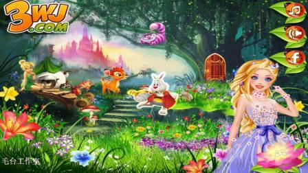 芭比之梦想豪宅 芭比的童话世界冒险 芭比之森林公主