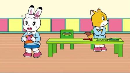 (巧虎上幼儿园篇)琪琪和朋友吵架了