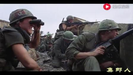 美军为了救自己的战友, 完全不考虑弹药问题《全金属外壳》