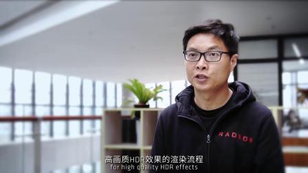 AMD TressFX技术再上阵 助力中国风武侠游戏网易《逆水寒》