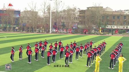 12-1淄博梦之队支队演绎北京的金山上