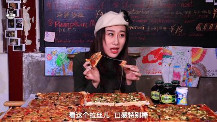 【大胃瓷七】钻胡同吃披萨,中西结合创意好!