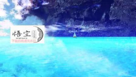 歌曲浪花一朵朵任贤齐舞台晚会配乐成品沙滩led视频素材.mp4