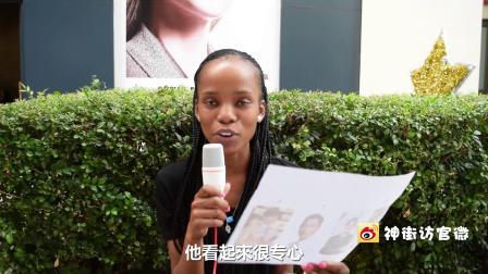 非洲女孩更爱中国帅哥还是韩国欧巴 原来刘德华才是她们的菜