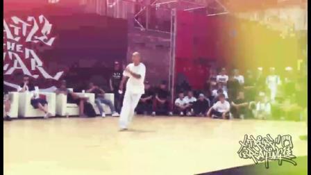 昆明街舞 2017世界街舞争霸赛BOTY中国单人冠军RYAN白