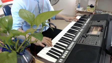 电子琴演奏 又见山里红
