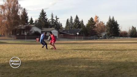 足球防守:足球比赛中常用的三种有效抢断方式