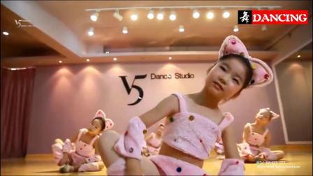 儿童舞蹈教学 波斯猫舞 萌萌哒