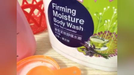 自制水晶泥不用㬵水𥑬砂等等只用洗发水和沐浴露