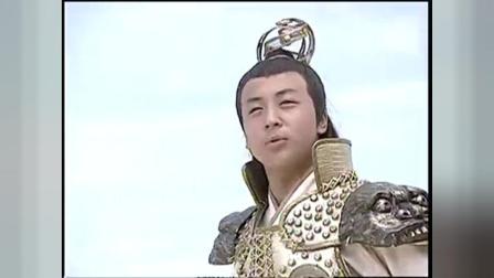 春雨剪辑隋唐英雄传裴元庆片段