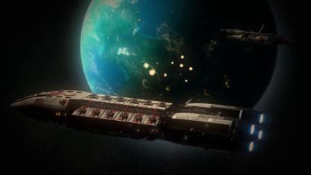 【游民星空】《太空堡垒卡拉狄加》预告