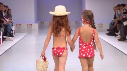 夏季儿童时装秀