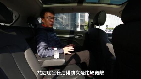 """荣威RX3试驾体验:外观年轻靓丽、内饰运动空间大!油耗对比""""节油王""""本田XRV,结果令人大吃一惊!"""