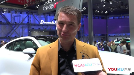 专访Polestar 公司 CEO Thomas Ingenlath先生