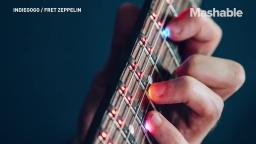 雷蒙斯led智能吉他伴侣