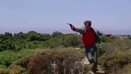 狂人皮埃罗 贝尔蒙多疯狂飙枪 卡里娜中枪身亡