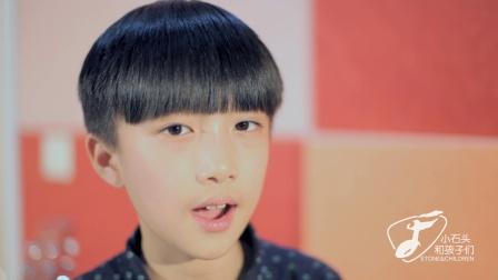 颜值与实力并存9岁男孩给李健的《异乡人》增添了更多美好