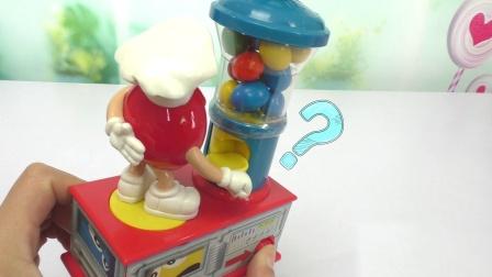 奇奇和悦悦的玩具 2017 M豆烘焙师玩具启动遭遇滑铁卢