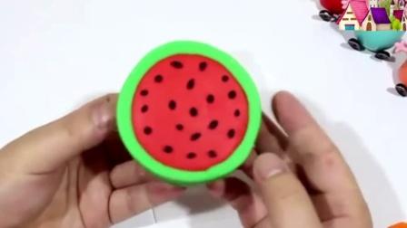 儿童益智手工橡皮泥 彩泥冰淇淋 制作冰淇淋的玩具模具
