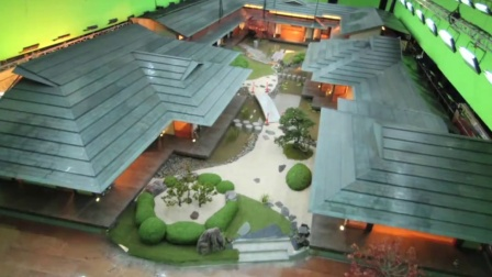 XinBIM.com国外展厅装配式搭建全过程实录