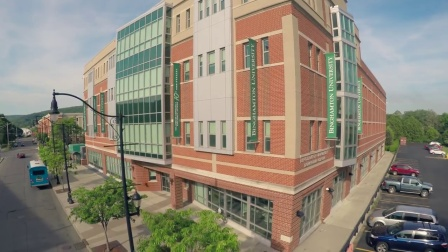 Binghamton University Aerial Tour