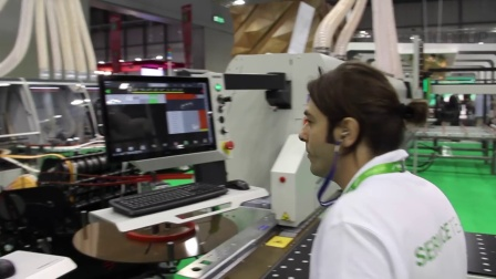 Biesse STREAM A and WINNER W4 - Automatic Edgebanding Cell
