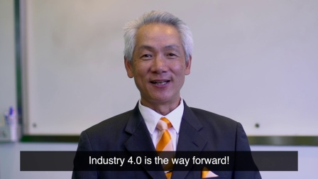 Work-Life Balance Episode 6: #FSIM40 Implementing Industry 4.0 in Ningbo Supu