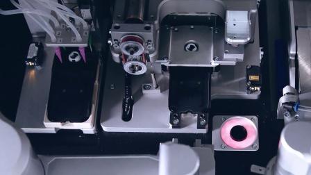 Cartridge Dispensing and Heat Sealing 720p