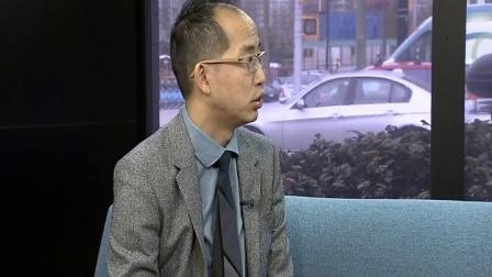 NAI总裁陈德佳先生与加拿大OMNI的电视采访 1