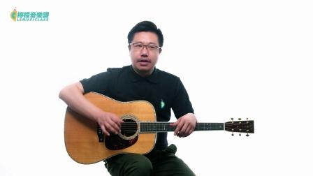 【柠檬音乐课】吉他弹唱教学《后来》
