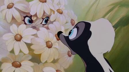 《小鹿斑比》  小动物爆笑恋爱 甜蜜亲吻坠入爱河