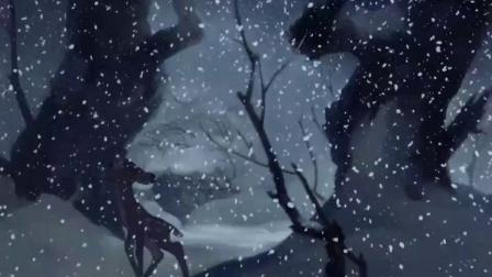 《小鹿斑比 普通话版》  遇猎险情惊魂逃命 母亲惨遭枪击