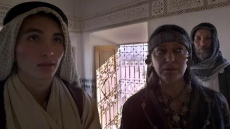 《沙漠女王》  险被强纳入后宫 机智妮可巧言脱身