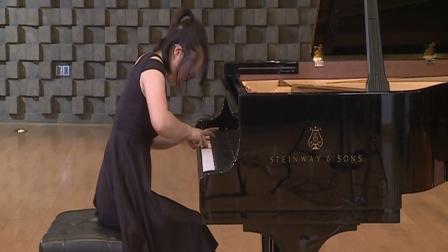 舒曼g小调第二钢琴奏鸣曲第一乐章