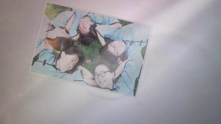 AF003会声会影X7小清新怀旧毕业相册