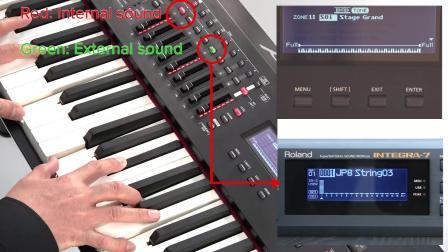 Roland RD-2000快速指南 #15——外部连接MIDI设备或电脑