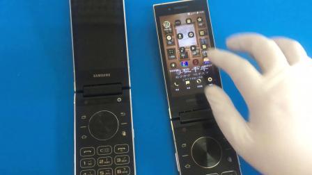 最专业的手机评测网站优思三星w2018评测视频三星w2019评测视频