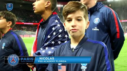 ACADEMY CUP TIP FR PSG儿童冠军杯集锦 法语版本