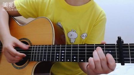 吉他弹唱《不爱我就拉倒》周杰伦